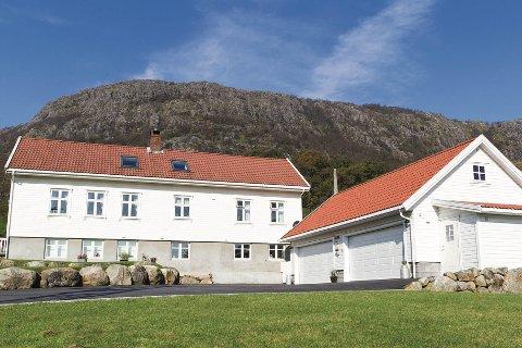 [b]SELGES:[/b] Skolehuset på Berge skal selges.