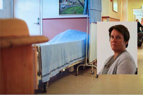 Lillian Ydstebø er kommunalsjef for helse og velferd. Ho jobbar for å få ned det høge sjukefråværet.
