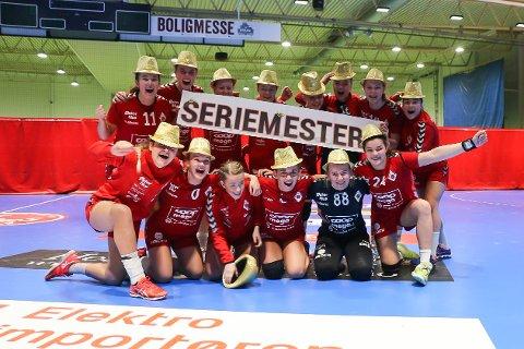 Ålgård-damene jublet for både seriemesterskap og opprykk tidligere i vår. Nå venter en tøffere tilværelse i 1. divisjon.