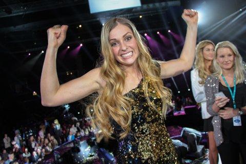 Siri er vinneren av Idol 2013!