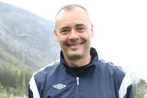 Eivind Hjørnevik trivst godt i fotballdrakta til Oltedal.