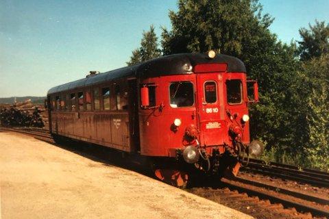 Ålgårdbanens venner har kjøpt et veterantog av denne typen. Dette toget kjørte på Ålgårdbanen i 1998 og 1999.