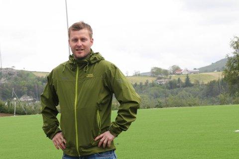Trond Hansen er ny utbyggingsleder i Gjesdal.