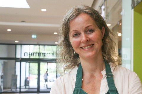 Gunhild Lovise Maudal er ute med sin fjerde kokebok.