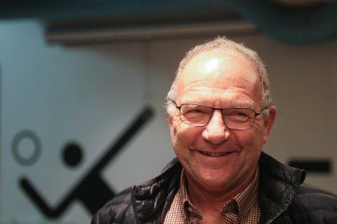 Jostein Løland er glad for det han opplever som «full støtte» fra bystyrepolitikerne.