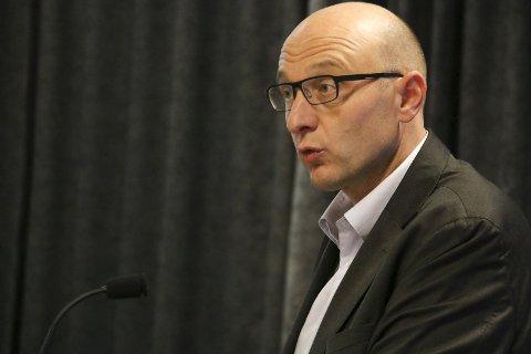 I kveld legger rådmann Knut Underbakke fram sitt forslag til budsjett og økonomiplan (arkivfoto).