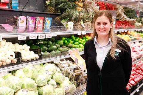 Tidligere i år ble Elisabeth Dydland utnevnt til frukt- og grøntambassadør i Coop Mega-systemet. Fredag kom hun på tredjeplass i kåringen av årets ambassadør.