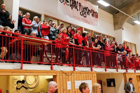 De nye arenakravene fra håndballforbundet innebærer blant annet en publikumskapasitet på 2000.