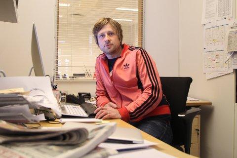 Gjesdalbuen-redaktør Øyvind Sandsmark kommer til å svare på spørsmål om valget.