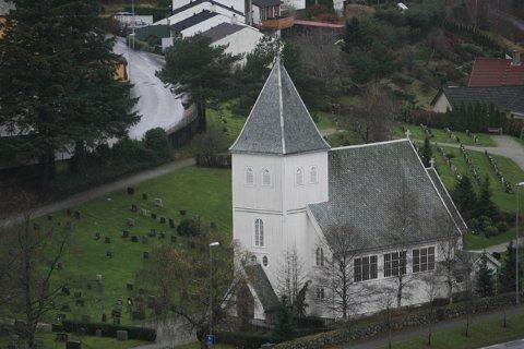 Gamle Ålgård kirke bør bli seremoniplass for ikke-troende foreslår Berit Danielsen.