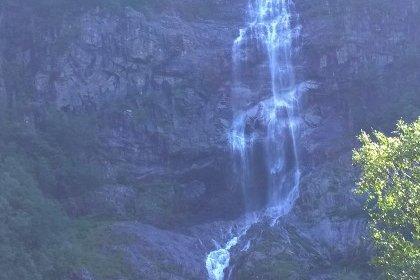 Det gikk også et ras på Frafjord-siden.