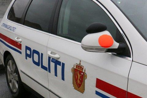 Søndag kveld fikk en patrulje fra UP en særdeles ubehagelig opplevelse da de holdt på å frontkollidere med en uaktsom bilist. Arkivfoto: Kirsten Håland