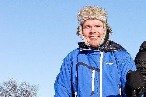 Espen Øvstebø håper på snø i trekket på Gilja i påsken.