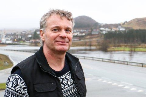Tore Hans Mikkelson, leiar i Tunnelforeininga Espedal-Frafjord, er optimist på vegne av tunnelprosjektet.