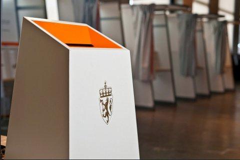 Fra og med 1. juli er det mulig å gi sin stemme til høstens kommune- og fylkestingsvalg.
