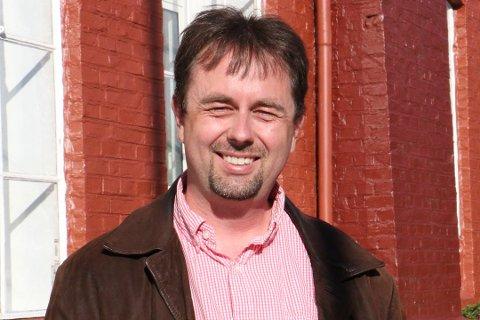 Tom Børge Frøvik er rektor ved Kongstun Kristne Friskole.