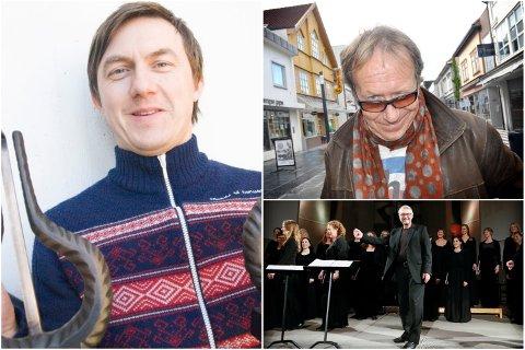 Den 8. september byr Ålgårdkonsertene på salmekonsert med Frode Rønli og kvinnekoret Concentus. Senere i høst kommer Tønes (t.h), før sesongen avsluttes med unge klassiskmusikere fra Norwegian Youth Chamber Music Festival .