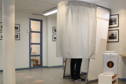 Nøyaktig to uker før valgdagen har 491 gjesdalbuer valgt å avgi sin stemme på Storahuset eller på biblioteket (arkivfoto: Ingvild Lygren).