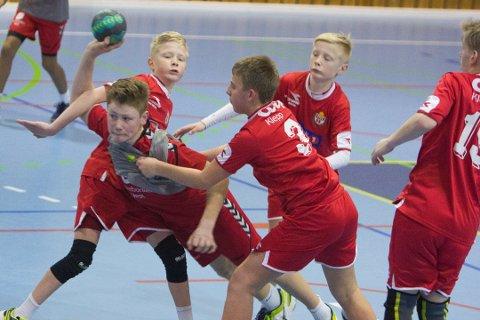 Gjesdalbuen skal sende 72 kamper direkte fra regionens store håndballturnering i helga.