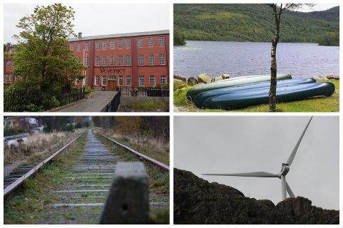 Utlånsreglement for Veveriet, utlån av friluftsutstyr hos Frilager, framtida til Ålgårdbanen og vindkraft skal opp til diskusjon.