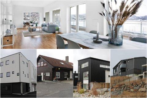 Disse boligene var blant fjorårets dyreste i Gjesdal.
