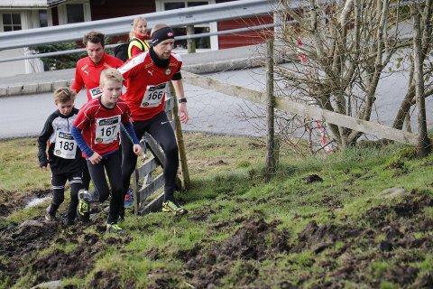 I fjor deltok rekordmange på terrengløpet Gjesdal trailrun. I år er det satt et tak på 200 deltakere.