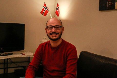 – Når jeg reiser til utlandet, savner jeg ikke Norge, men Ålgård, sier Ahmad Odeh.