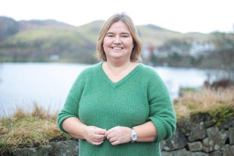 Hun er ansatt som rådgiver innen helse og velferd i Gjesdal kommune. Nå har Gølin Tveit også fått ansvaret for å planlegge koronavaksineringen av kommunens innbyggere.