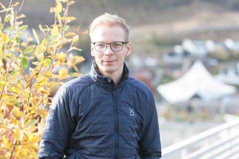 Næringssjef André Andreassen tror flere vil se hvor sentralt Skurve faktisk er, når arbeidet med ny E39 mellom Ålgård og Hove endelig kommer i gang.