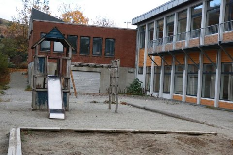 Den gamle skolen på Figgjo skal igjen huse elever.