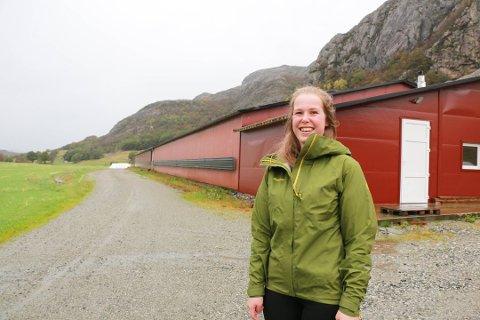 Suzann Pettersen er grunneier av en del av Fitjanuten, nå har hun valgt å stenge parkeringen for å unngå smitte.