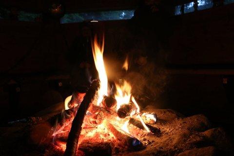 Brannvesenet innfører bålforbud.