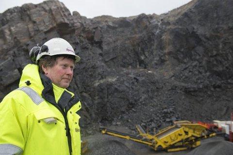I SJOKK: Daglig leder Ole Bjelland er fortsatt i sjokk etter beskjeden om at prosjektet er avlyst. Han håper politikerne finner en løsning før det blir store konsekvenser.