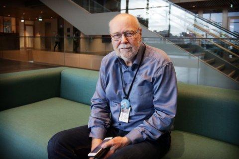 Kommuneoverlege Hans Petter Torvik regner med at å måtte vente til slutten av måneden før det vil være mulig å se effekten av de nye retningslinjene som ble presentert 7. mai.