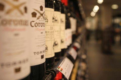 Vinmonopolet på Ålgård hadde en salgsvekst på 27 prosent i mars og april i år sammenlignet med i fjor.