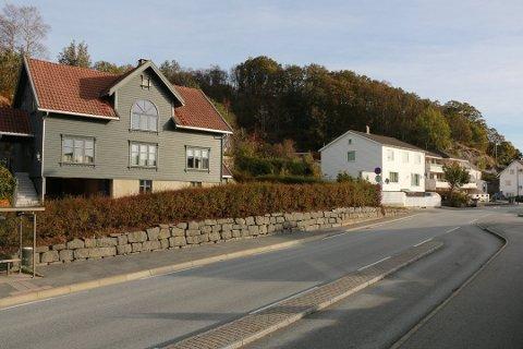 I dette området ønsker Sivle as og LT Aase Eiendomsutvikling å bygge totalt 24 boenheter.