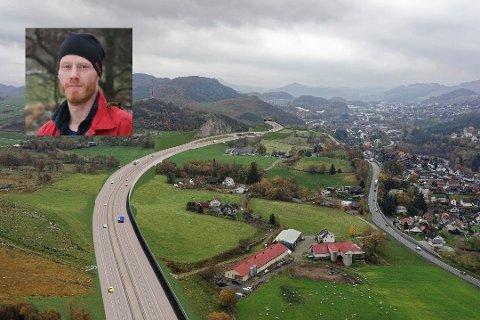 Sven Martin Håland og interessegruppen fra Figgjo har kommet med forslag til finansiering av E39.