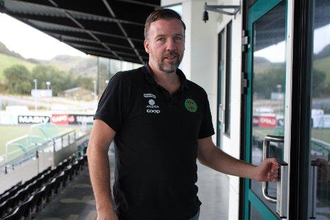 Bo Andersen forlater Ålgård fotballklubb til fordel for nye utfordringer i Åssiden idrettsforening.