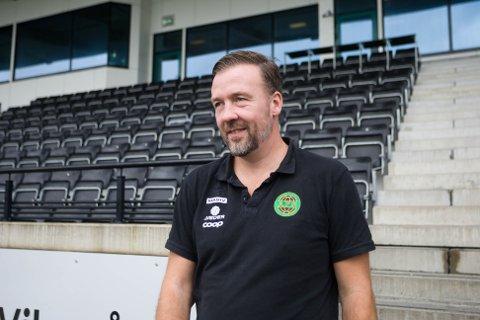 Bo Andersen gleder seg til å ta fatt på nye utfordringer etter to år og ni måneder som ansatt i Ålgård fotballklubb.