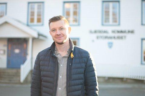Kommunalsjef Stig Egeland er bekymret for den økende smittetrenden i Gjesdal og omegn, men ser samtidig optimistisk på framtida.