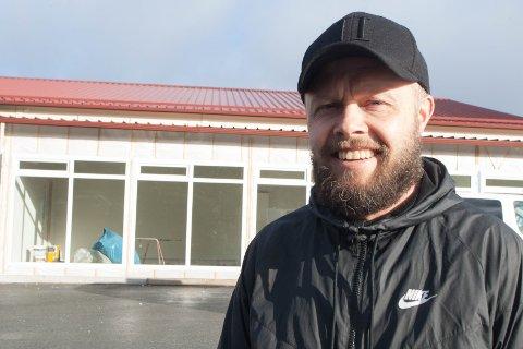 Eirik Øvstebø og firmaet Siktek har lagt bak seg sitt beste år noensinne. Nå flytter de til Skurve for å sikre plass til fortsatt vekst.