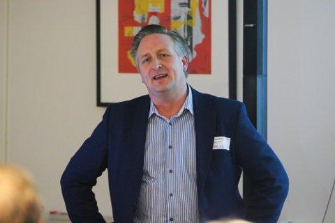 Simmer Vikeså tar over som styreleder i Ålgård Håndballklubb. han starter i rollen om en drøy måned