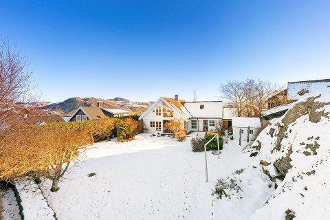 Dette huset i Myrengveien ble solgt dager før visning.