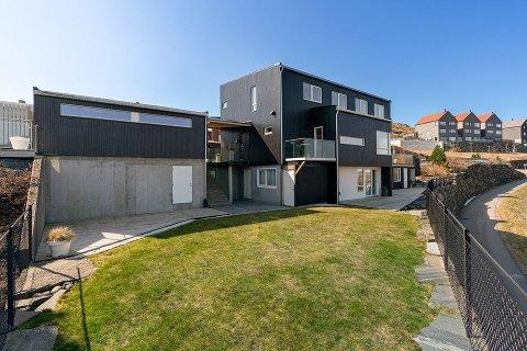 Dette huset er det dyreste som er solgt på Rossåsen.