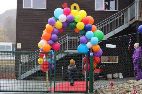 Rishagen og de andre barnehagene i Gjesdal går over til grønt smittevernnivå fra og med mandag 31. mai.