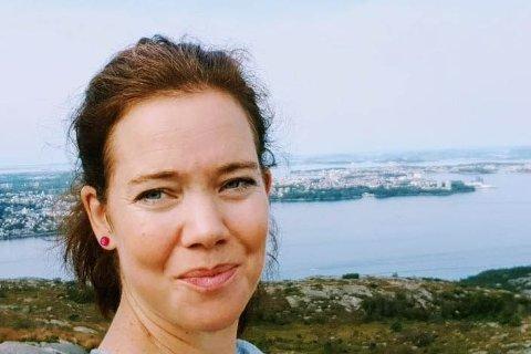 Maria Heskestad Lund, lege i Gjesdal og førstekandidat til Stortinget for Partiet Sentrum Rogaland, er bekymret for at mange ungdommer sliter psykisk, samtidig som det blir større press på de som jobber med dem.