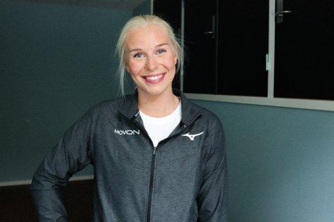 Hege Grønningen (25) fra Austrått har visst siden hun var 12 år hva hun skulle bli