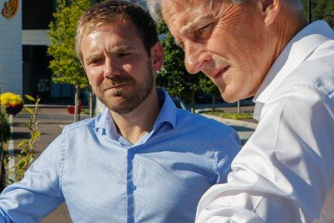 Før valget besøkte partileder Jonas Gahr Støre Ålgård for å gi sin støtte til Rogaland arbeiderpartis fjerdekandidat. Slik prognosene ser ut nå, var ikke det nok til å sikre ham fast plass på Stortinget.