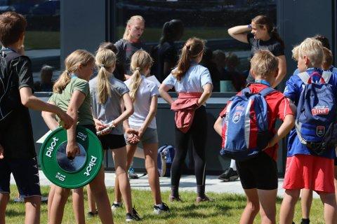 I sommer fikk barn og ungdommer i Gjesdal muligheten til å delta på flere aktiviteter, som «Kompani Ålgård». Nå arrangerer kommunen «Digg Høst».