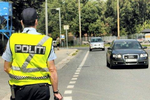 PÅ HAMAR: Politidirektoratet foreslår at det nye hovedsetet for nye Innlandet politidistrikt blir på Hamar.